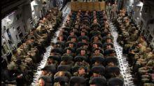 #Verificamos: Foto de soldados americanos em avião é antiga e não tem relação com o Irã
