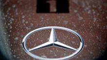 Essais à Londres d'un appareil de ventilation développé par les ingénieurs F1 de Mercedes