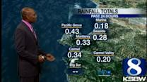 Check out your Sunday evening KSBW Weather Forecast 03 31 13