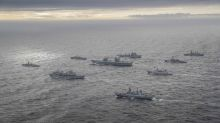 British and American F-35 Jets Join NATO Carrier Group in North Sea for Landmark Exercise