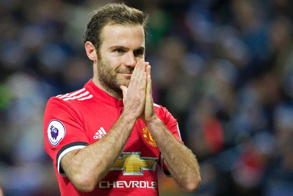 Juan Mata has extended his stay at Old Trafford