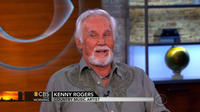 Kenny Rogers teams up with Dolly Parton again