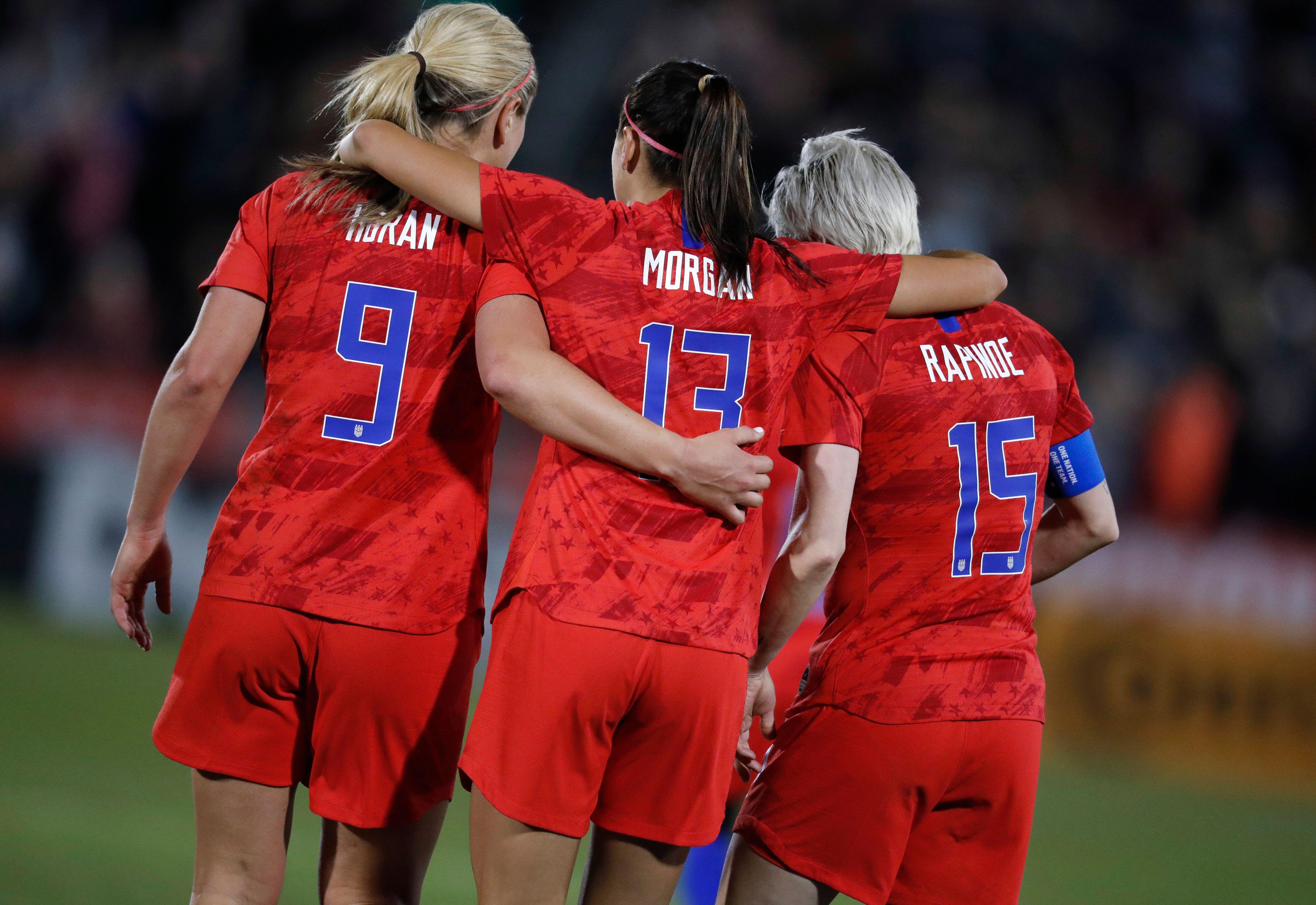 Women's World Cup: Ranking the USWNT players