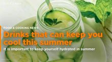 5 drinks that can keep you cool this summer