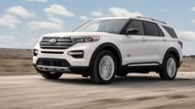 2021 Ford Explorer gets the upscale King Ranch treatment