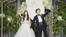 Taiwanese celebrity couple Yoga Lin and Kiki Ting are expecting a baby: report