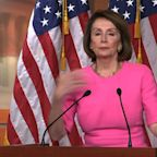 Pelosi questions if time for Trump 'intervention'