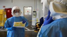 Belgian hospitals could run out of beds in fifteen days: official
