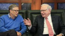 Here's what Bill Gates and Warren Buffett talk about during COVID-19