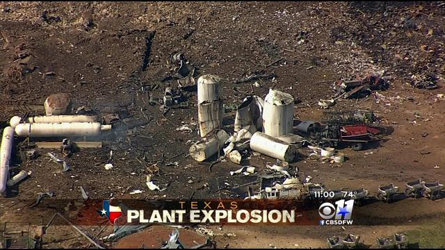 CSB: West Firefighters Weren't Aware Of Explosion Risk