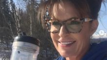 Sarah Palin is promoting 'skinny tea' on Instagram — but is it safe?