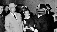 Lee Harvey Oswald's killer Jack Ruby told FBI informant to 'watch the fireworks' hours before JFK's assasination