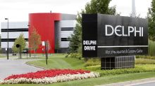 Delphi shares rocket 61% as two big auto parts makers agree to combine