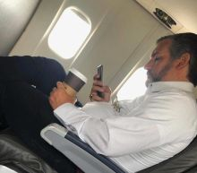 Ted Cruz caught on commercial flight without a mask