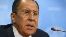 Russia's Lavrov says aim for Astana talks is consolidating Syria truce