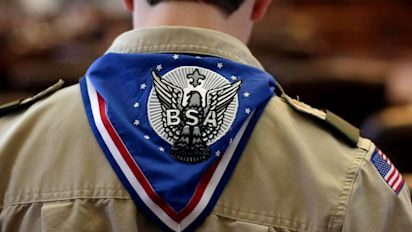 Hundreds of new sex abuse claims against Boy Scouts