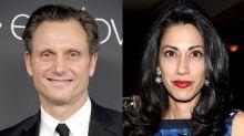 Tony Goldwyn and Huma Abedin Raise Eyebrows With Disneyland Outing