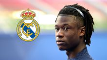 Camavinga 'happy' to have rejected Real Madrid and remain at Rennes
