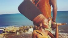 Com cabelos afro incríveis, pai e filha se tornam sucesso nas redes sociais