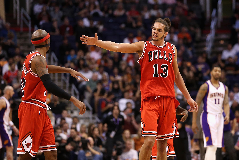 détaillant 14e20 d220e Basket - Noah tells teammates he's done with Bulls: report