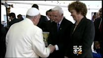 Gov, Corbett Meets Pope Francis At The Vatican