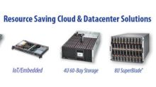 Supermicro Highlights Resource Saving Servers that Deliver Cost Savings while Maximizing Performance and Reducing E-Waste at CEBIT 2018