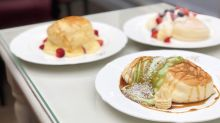 Antoinette hits refresh with a new series of souffle pancakes, pretty cakes, and savory dishes