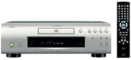 Denon intros two new high end Blu-ray players