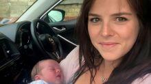 Krankenschwester bekommt Baby während rasanter Autofahrt ins Krankenhaus
