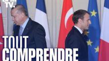 TOUT COMPRENDRE - Tensions en Méditerranée: pourquoi le ton monte entre la France et la Turquie