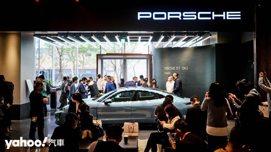 插旗府城!Porsche Studio Tainan落腳台南南紡二館、全新保時捷中心將在2022年落成! - 10