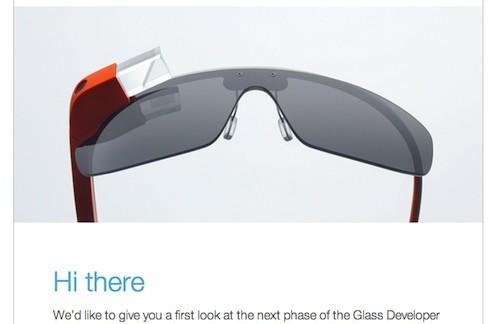 Google Glass developers will get their first crack at its SDK later this month