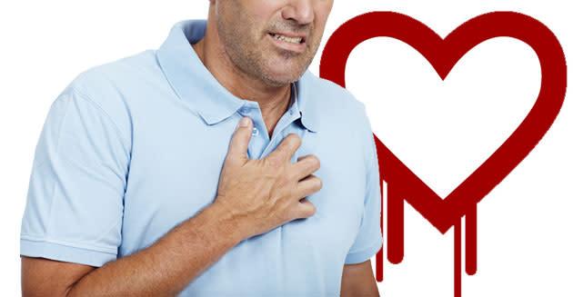 How to avoid heartburn, er, Heartbleed