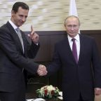 Russia's Putin not likely to give up involvement in Syria
