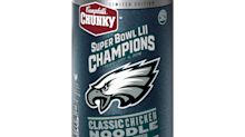 Campbell Soup cans to commemorate Eagles Super Bowl win