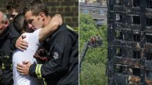 Wife of Grenfell fireman says he's 'utterly broken' as rescuers take up free holidays funded by public