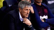 Quique Setién aussi a envoyé un burofax au Barça