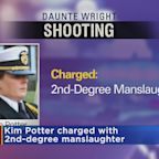 Ex-Officer Kim Potter To Be Charged With 2nd Degree Manslaughter