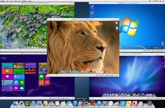 Parallels Desktop 8 for Mac: Retina Support, Dictation, Instant switching and 30 percent faster performance