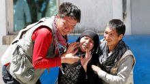 Explosión en registro electoral de Kabul deja decenas de muertos