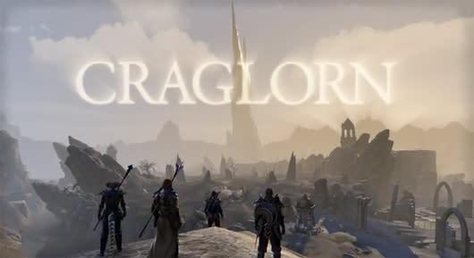 Elder Scrolls Online's Craglorn update is coming tomorrow