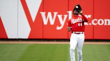 Reds notes: Outfielder Aristides Aquino out five-to-six weeks with a hand injury