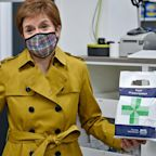Nicola Sturgeon accused of 'short-changing' Scotland's NHS