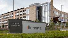 Illumina nosedives as company cuts revenue outlook