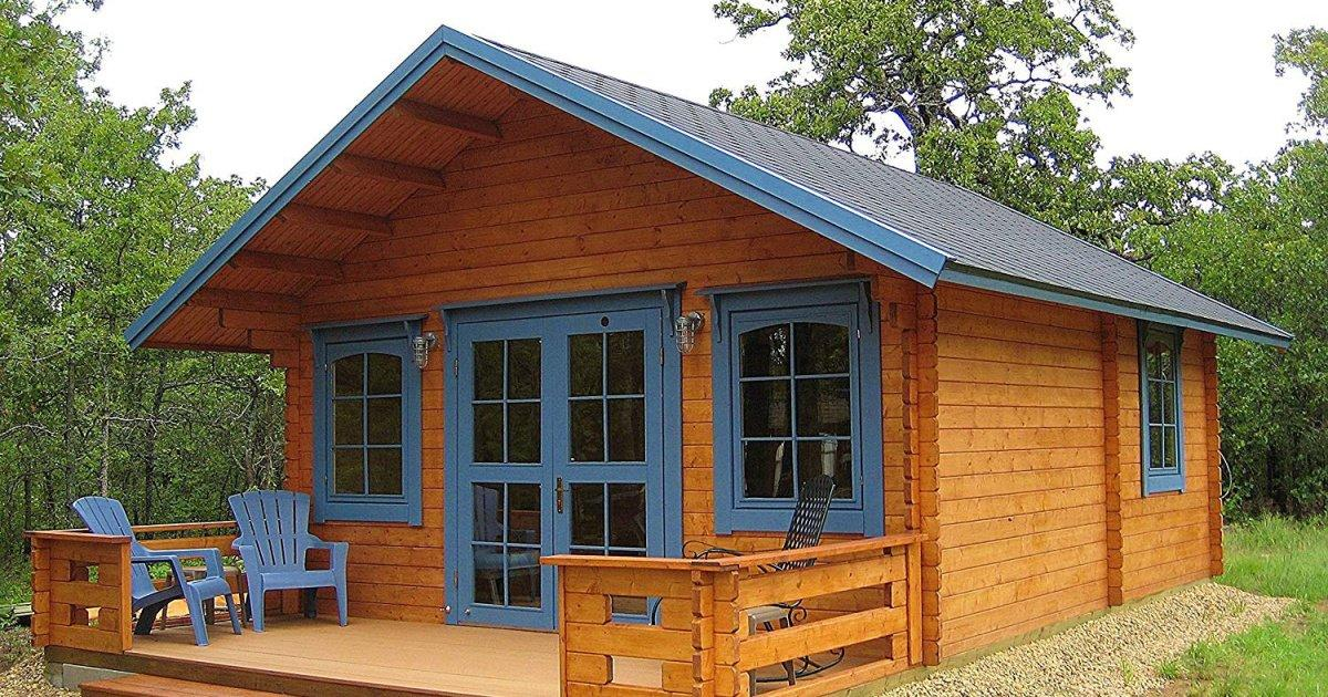 Home Sweet Tiny House? Amazon Is Selling Tiny Homes for Less Than $20,000