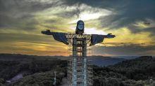 Brazil building new giant Christ statue, taller than Rio's