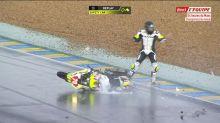 Moto - 24h du Mans : La course neutralisée après un accident