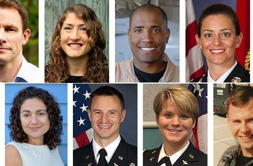 NASA picks eight astronaut trainees that may go to asteroids and Mars (video)