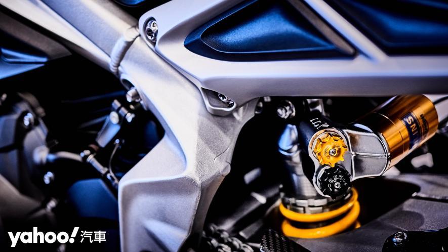 唯一官方認可道路化廠車!Triumph Daytona Moto2 765 Limited Edition實車鑑賞! - 14
