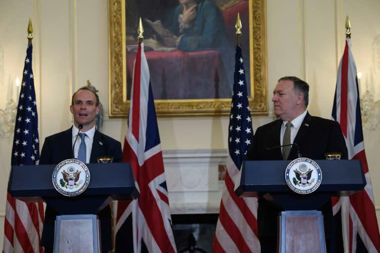 Pompeo insists US to enforce 'UN' sanctions on Iran